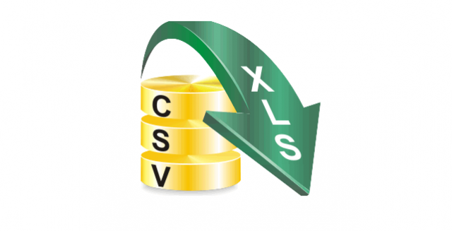 Open CSV file in Excel or OpenOffice spreadsheet application