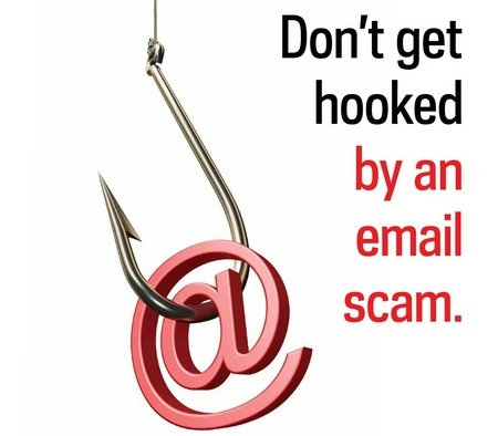 how to recognise spam scam and phishing email. Black Bedroom Furniture Sets. Home Design Ideas