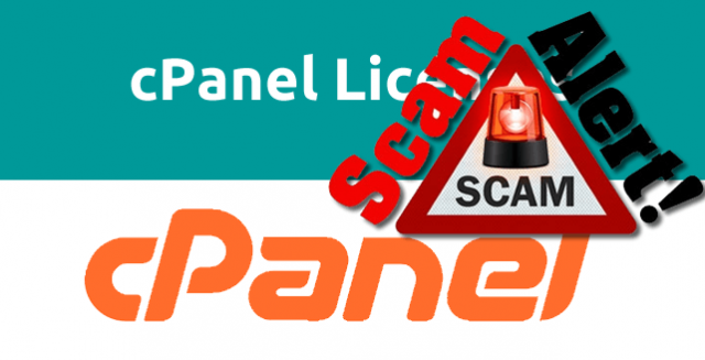 cPanel Account expiry notice email