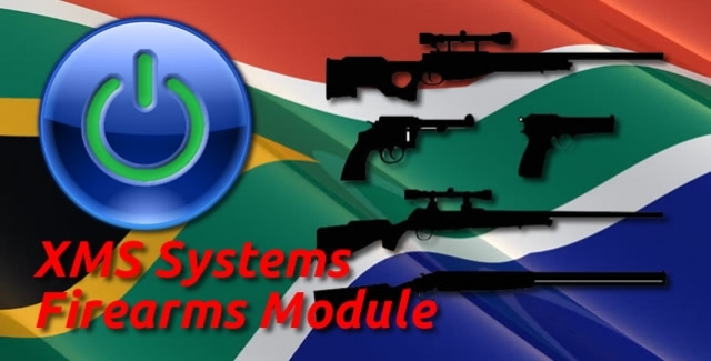 South African Firearm Module default information