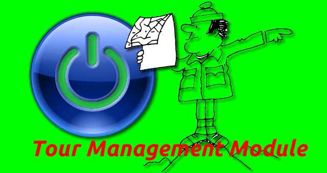 Configuring the Tour Manager Module