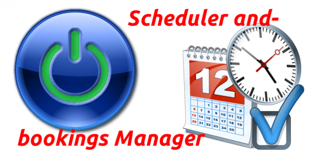 Deleting your old schedules and bookings in the XMS Systems Scheduler and Bookings Module