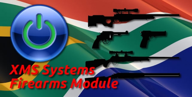 South African Firearms Module Defaults - Activity Types