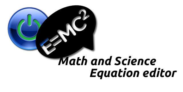Mathematical and Science Equation Editor